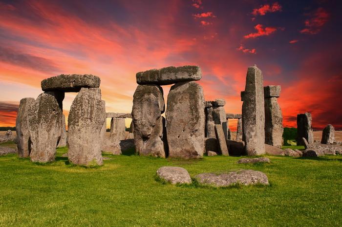 Стоунхендж. Англия. Самые красивые места в мире от которых захватывает дух