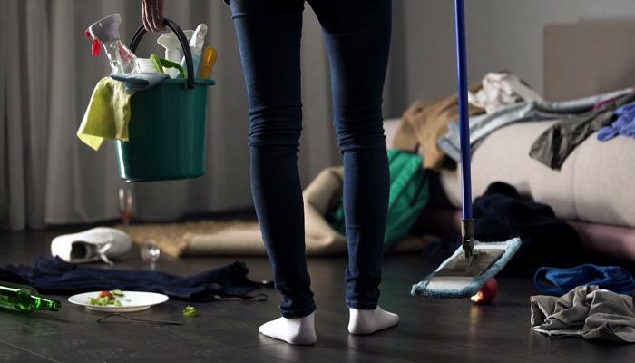 Как бороться с беспорядком в квартире/Блог обычной женщины