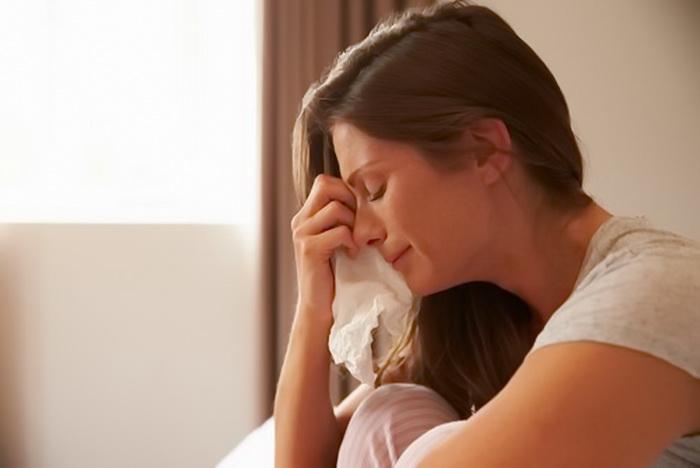 7 причин почему плакать полезно/Блог обычной женщины