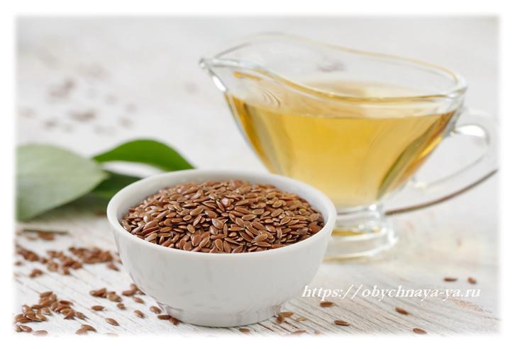 Как приготовить кисель из семян льна
