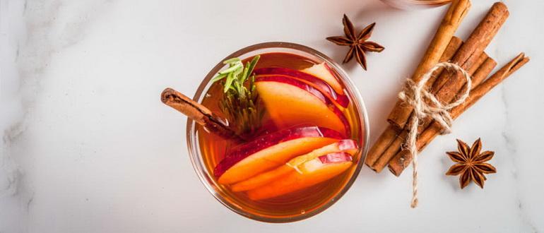 Польза чая с корицей/Блог обычной женщины