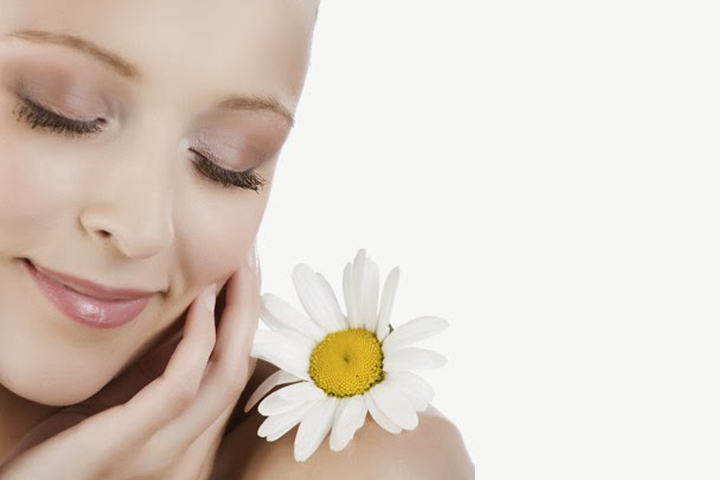 Целебные свойства ромашки для лица и волос/Блог обычной женщины