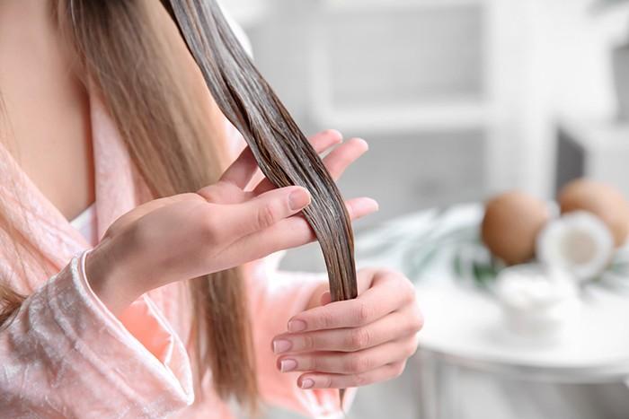 Рецепты домашних средств по уходу за жирными волосами/Блог обычной женщины