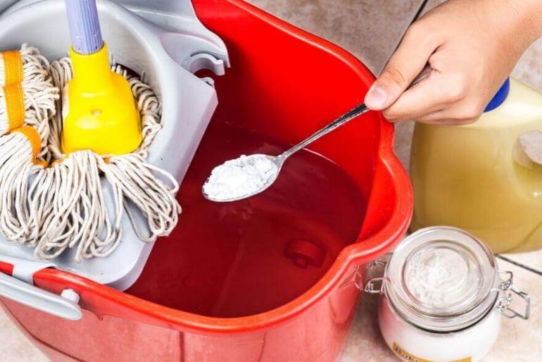 Применение пищевой соды в быту/Блог обычной женщины