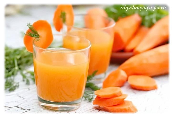 В чем польза моркови/Блог обычной женщины