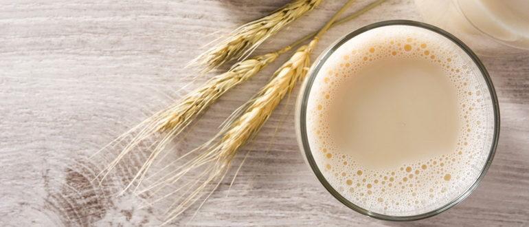 В чем польза овсяного молока/Блог обычной женщины